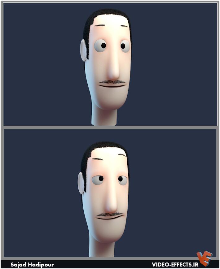 مدل سه بعدی در Cinema 4d