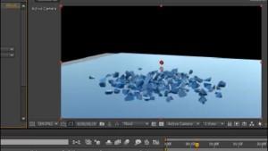 آموزش وارد کردن انیمیشن در Element 3d