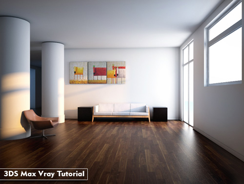 آموزش رندر Vray در 3d Max