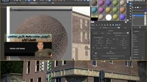 آموزش ساخت محیط سه بعدی در 3d MAx