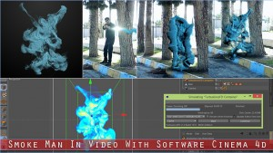 Smoke-Man-In-Video-With-Software-Cinema-4d