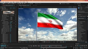 Tutorial 3d Flag In After Effects