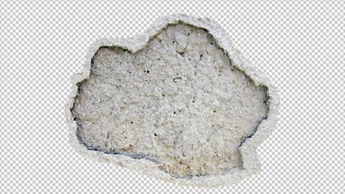 دانلود تکسچر ترک روی دیوار – Crack Texture