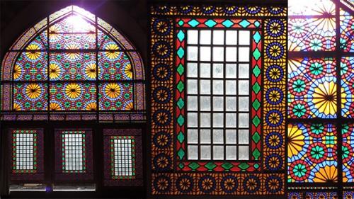 عکس پنجره های رنگی و نورانی – Picture Windows Light