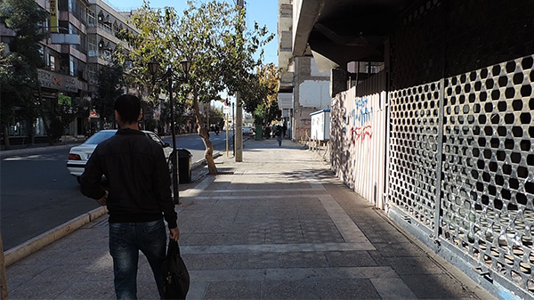 ویدیو مردم در خیابان – People In The Street