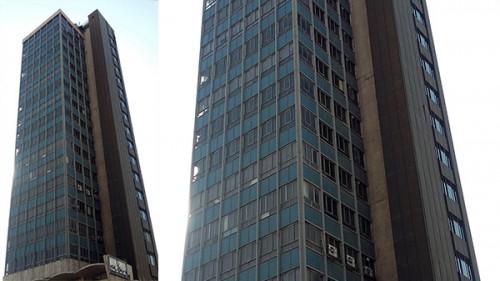 عکس ساختمان برای مت پینتینگ
