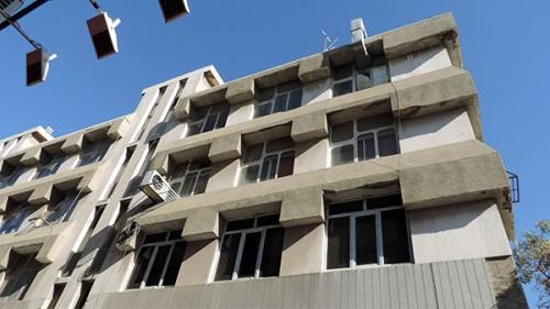 عکس ساختمان قدیمی برای مت پینتینگ – Picture Building