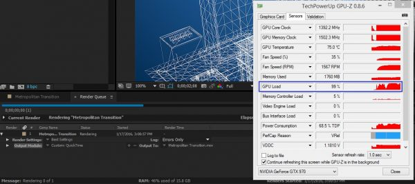Gpu In After Effects