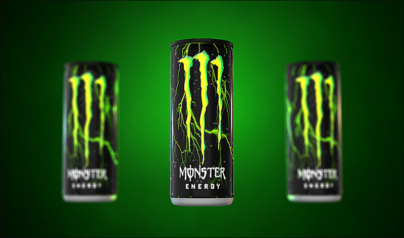 Tutorial Create Teaser Drink Monster