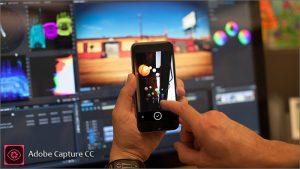 آموزش نرم افزار موبایل Adobe Capture CC