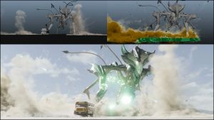 Independence Day Resurge VFX MAking OF