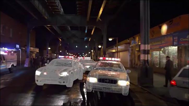 پشت صحنه جلوه های ویژه فیلم Run All Night