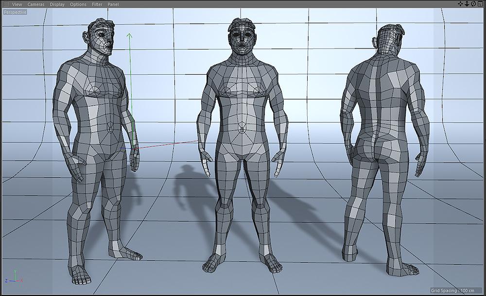 آموزش فارسی مدلسازی در نرم افزار 3d Max