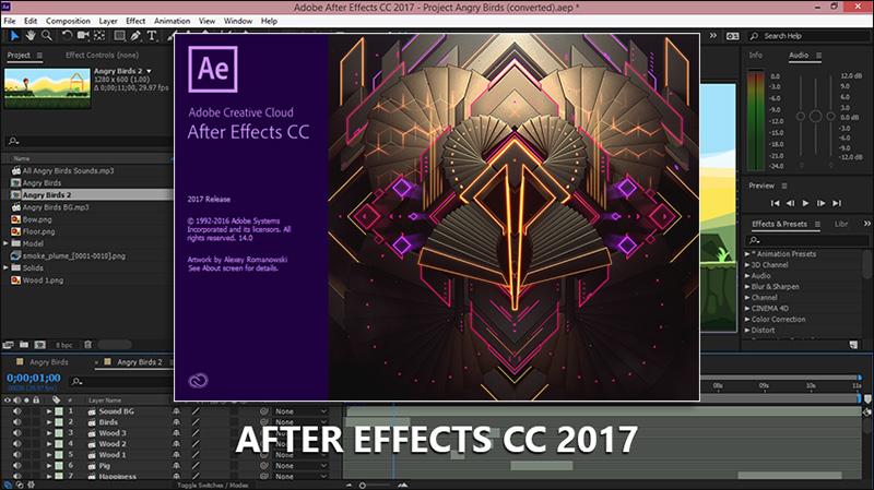 آموزش فارسی After Effects cc 2017