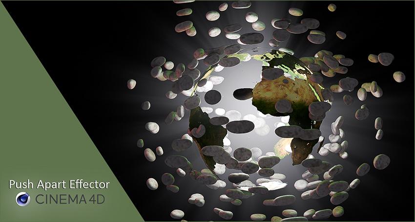 آموزش فارسی زمین سه بعدی در Cinema 4d