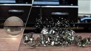 آموزش شکستن شیشه در Cinema 4d و افتر افکت