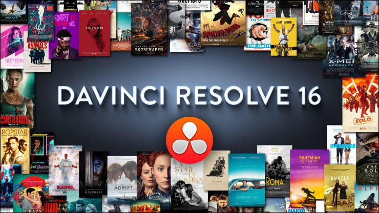 دانلود نرم افزار DaVinci Resolve 16 همراه با کرک