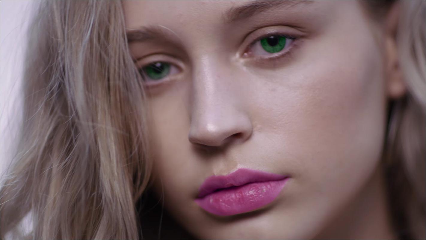 آموزش عوض کردن رنگ چشم در داوینچی Davinci Resolve