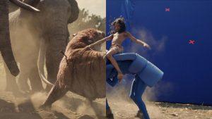 مراحل ساخت فیلم Mowgli: Legend of the Jungle