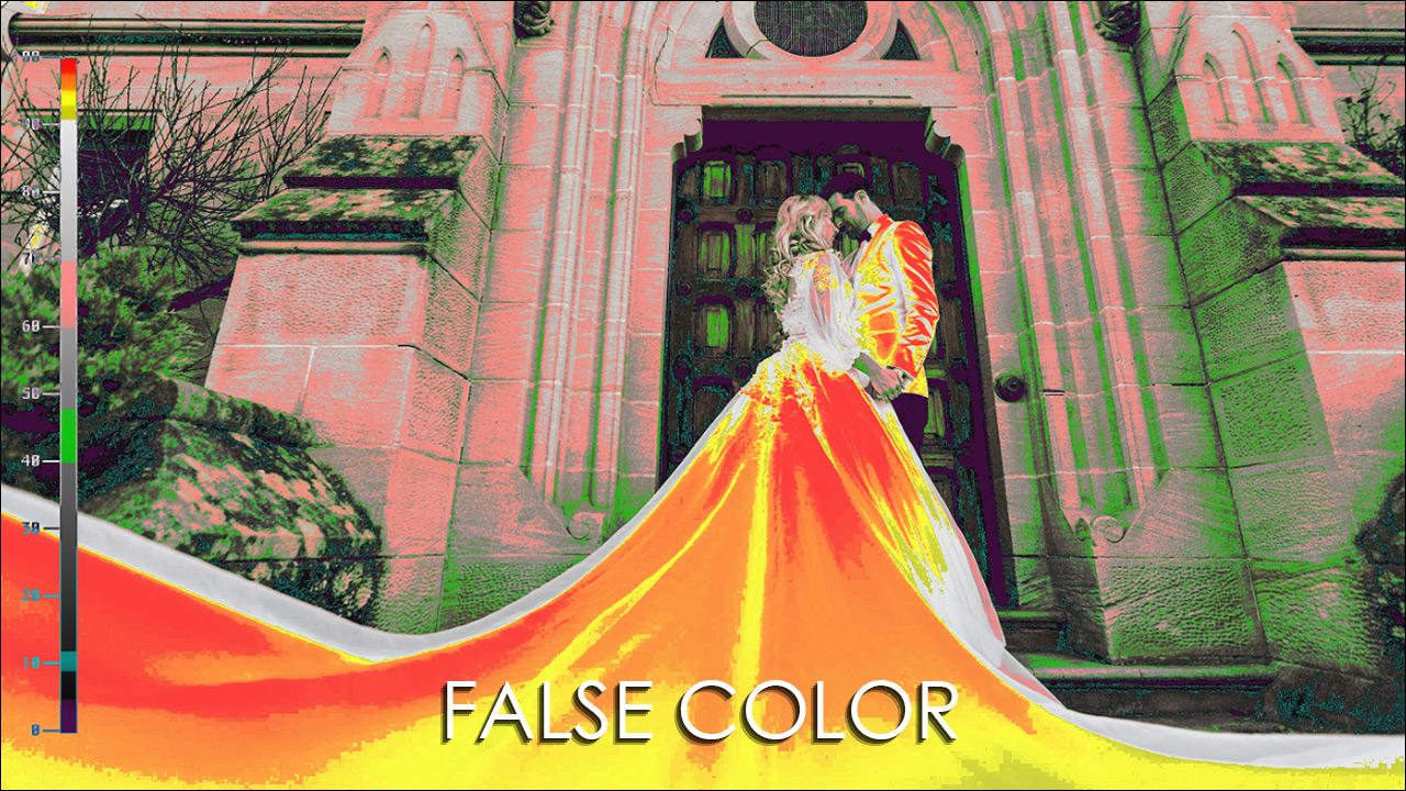 دانلود و آموزش پلاگین False Color در داوینچی پریمیر و افتر افکت