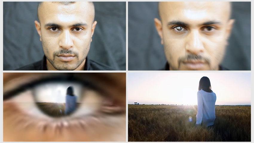 آموزش زوم کردن داخل چشم در After Effects