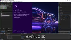 دانلود نرم افزار و کرک After Effects CC 2020