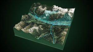 آموزش ساخت زمین سه بعدی در After Effects