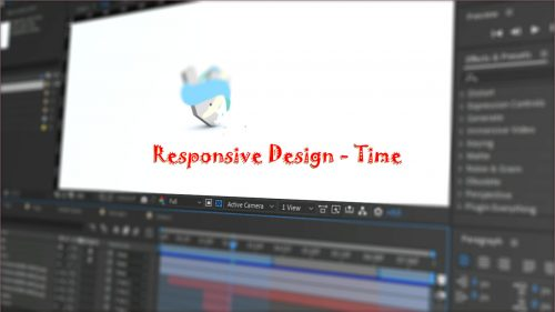 Tutorial Responsive Design in After Effects