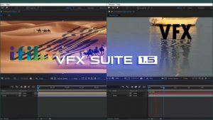 آموزش کامل پلاگین های VFX Suite در افتر افکت