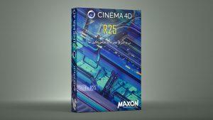 دانلود نرم افزار Cinema 4d R25 همراه با تمام پلاگین ها