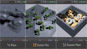 آموزش قابلیت های جدید نرم افزار Cinema 4d S24