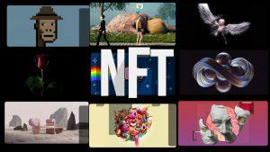 توضیحات کامل در مورد NFT