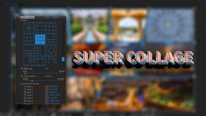 آموزش ساخت گالری با پلاگین Super Collage در افتر افکت