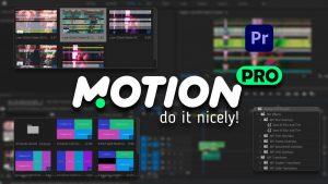 دانلود و آموزش اسکریپت Motion Bro در پریمیر پرو