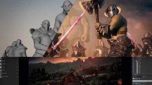 مراحل ساخت انیمیشنCOCA COLA The Awakening