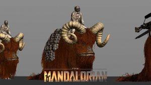 دانلود جلوه های ویژه فیلم The Mandalorian