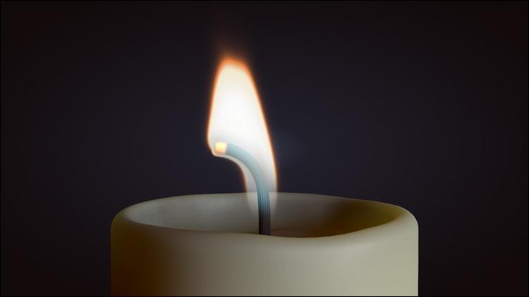 آموزش فارسی مدل سازی شمع