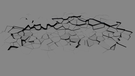 ground crack after effects