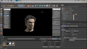 آموزش ساخت موی کاراکتر سه بعدی در Cinema 4d