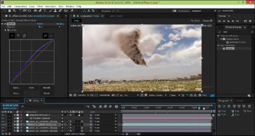 Day 2 Create Tornado In Cinema 4d