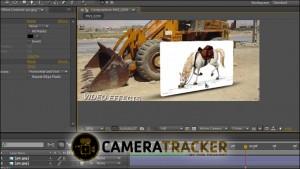 آموزش فارسی پلاگین Camera Tracker در افتر افکت