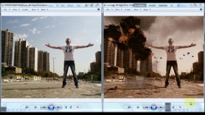 Matte Painting And VFX In Photoshop
