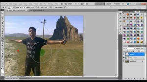 Matte Painting In Photoshop