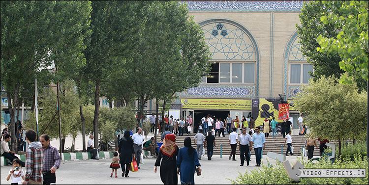 نمایشگاه دیجیتال مصلی تهران
