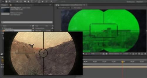 آموزش ساخت دوربین در نرم افزار افتر افکت