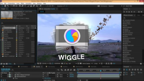 Download Preset Wiggle In After Effects