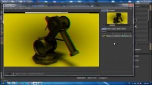 آموزش رندر سه بعدی در نرم افزار Cinema 4d