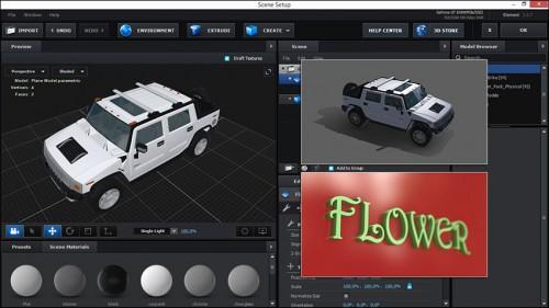 آموزش ساخت سایه سه بعدی در Element 3d V2