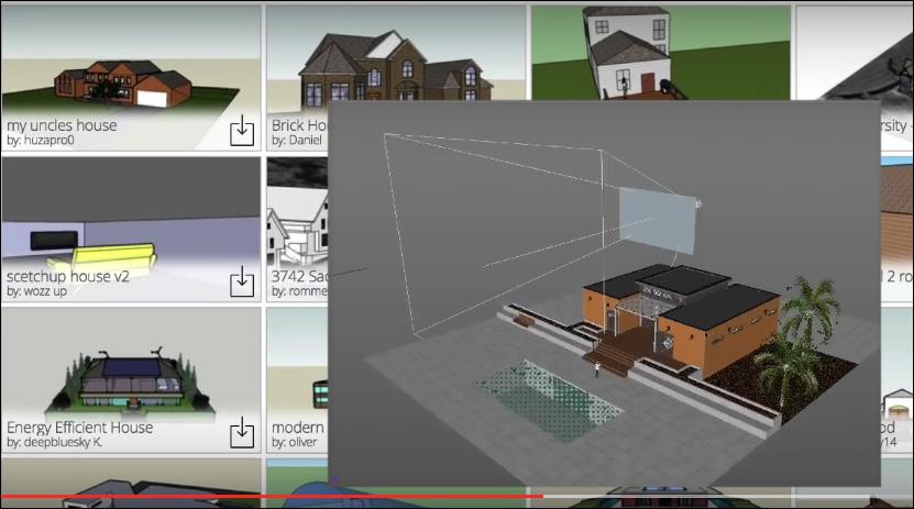 SketchUp Integration Cinema 4d R17