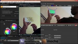 آموزش ارتباط بین نرم افزار های افتر افکت و Mocha Pro